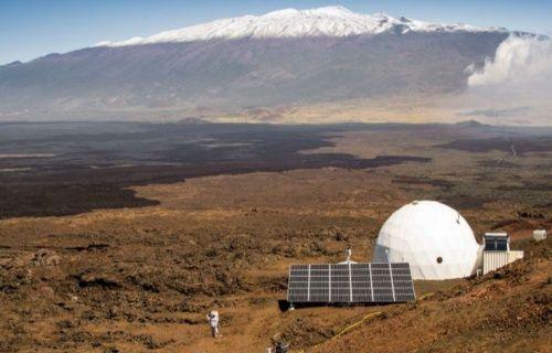 NASA, 1 yıllık Mars deneyini başlattı!