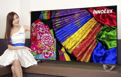 Innolux 2016 yılında 8K TV'ler için panel üretimine başlayacak