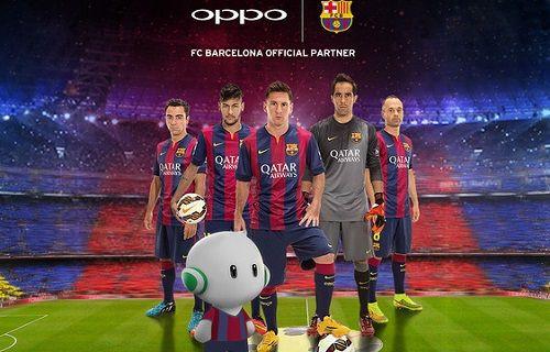 Oppo R7 Plus'ın Barcelona sürümü geliyor