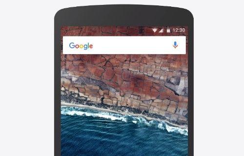 Google Now arama çubuğu renkleniyor! (Video)