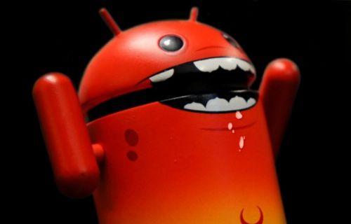Android telefonlarda giderek artan malware yazılımlarda üreticiler suçlu bulundu!