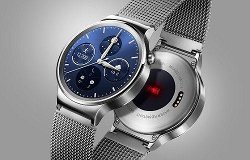 IFA 2015: Huawei Watch akıllı saatin fiyatı ve çıkış tarihi