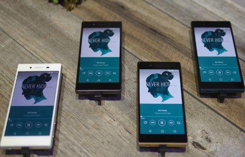 IFA 2015: Sony Xperia Z5 ve Xperia Z5 Compact önizleme videosu!