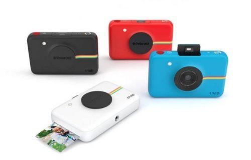 Eski Polaroid fotoğraf makinelerinin evrim geçirmiş hali: Snap Kamera!
