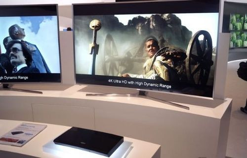 IFA 2015: Samsung yeni 4K Ultra HD Blu-Ray oynatıcısını tanıttı!