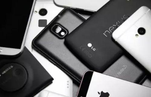 Üst seviye Android telefonlar giderek popülerliğini kaybediyor!