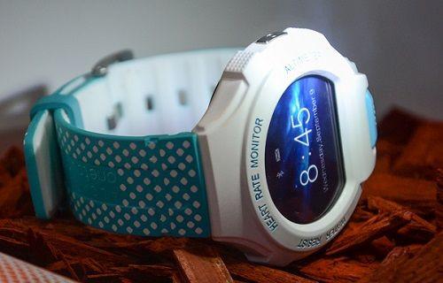 Alcatel'den Android ve iOS uyumlu akıllı saat: Go Watch