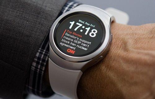 Samsung Gear S2 akıllı saate iPhone desteği geliyor