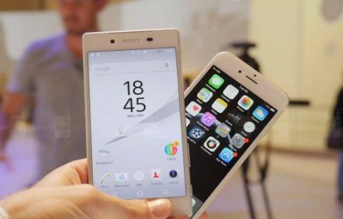 Apple iPhone 6 ve Sony Xperia Z5: Hız karşılaştırma