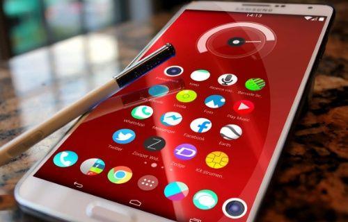 Samsung Galaxy Note 5, 275 metreden boşluğa bırakıldı!