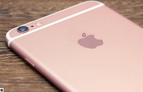 iPhone 6S resmi sitede göründü, renk seçenekleri onaylandı