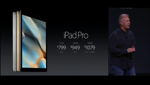 Karşınızda Apple'ın en güçlü ve en yetenekli tableti: iPad Pro