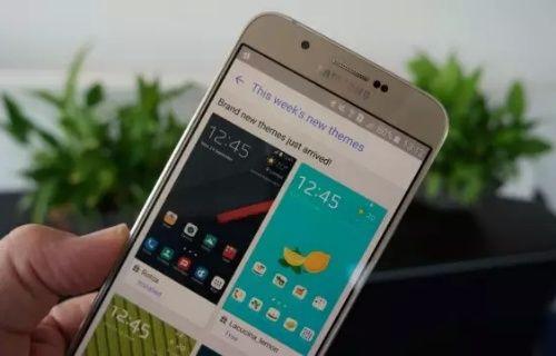 Samsung Galaxy modelleri için 36 yeni tema yayınladı