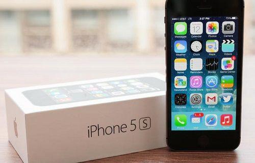 Apple'dan 8GB'lık iPhone 5S hamlesi geliyor