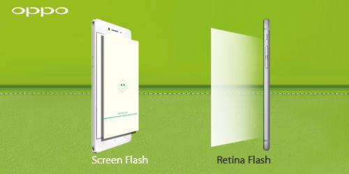 Oppo'dan da Apple'a Tokat: Retina Flash bizde zaten vardı!