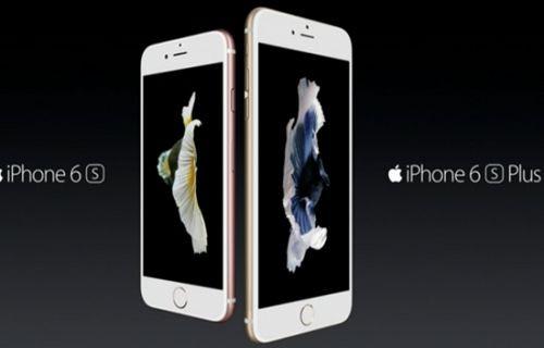 iPhone 6S ve iPhone 6S Plus için ön sipariş süreci başladı