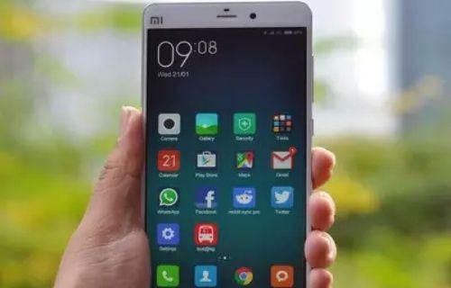 Xiaomi Mi Note 2, çift kamera ve parmak izi tarayıcı ile geliyor!