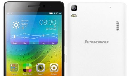 Lenovo A7000 Plus Artık Resmi
