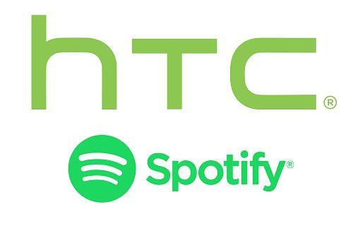 HTC ve Spotify ruh halinize göre müzik seçimlerinizi belirleyecek