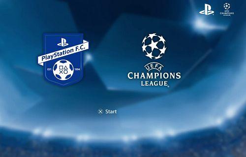 PlayStation 4 ile Şampiyonlar Ligini kaldır ödülleri kap!