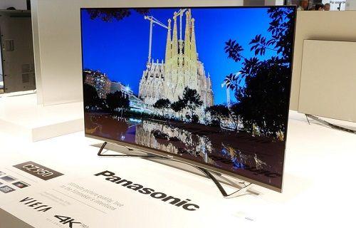 Panasonic yeni bir OLED TV ve daha iyi LED TV'ler vaat ediyor