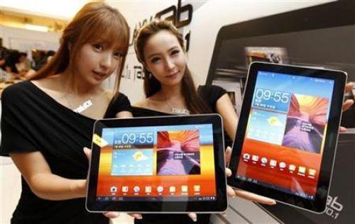 Samsung'un 18.4-inç tableti Bluetooth sertifikası aldı