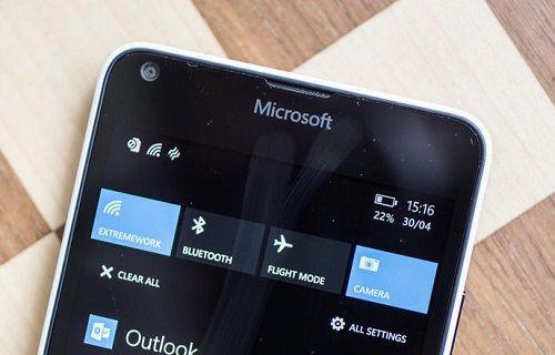 Microsoft'tan bütçe dostu akıllı telefon geliyor: Lumia 550