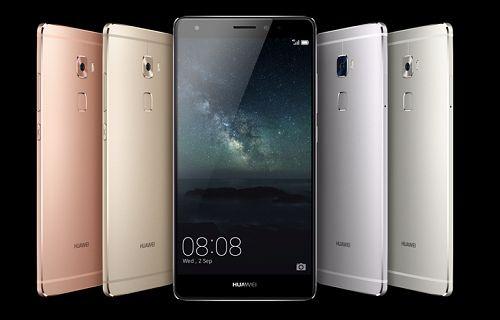 Huawei Mate S ön sipariş almaya başladı