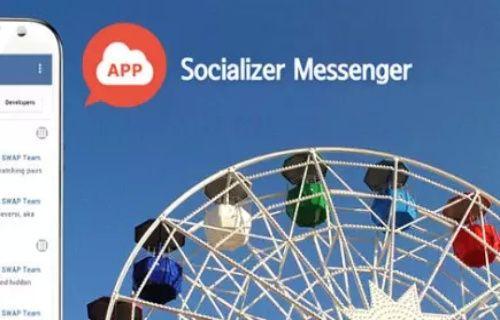 Samsung Socializer Messenger Google Play'de yayınlandı!