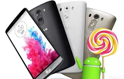 LG G3 Stagefright güncellemesi yayınlandı!