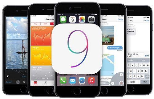 iOS 9 güncellemesi başladı