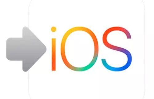 Apple, Google Play Store'da ilk uygulamasını yayınladı:  Move to iOS