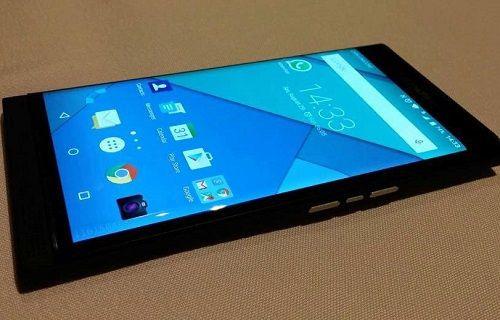 Android işletim sistemli BlackBerry Venice'in detaylı görüntüleri yayınlandı