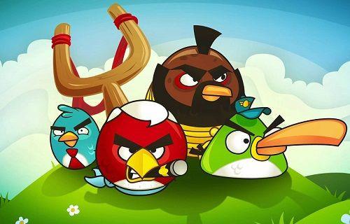 Angry Birds yakında Tizen'e geliyor