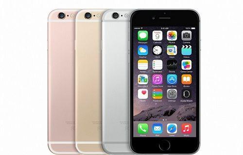iPhone 6S'te 1.8GHz'de çalışan çift çekirdekli işlemci yer alıyor