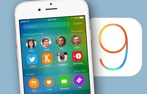 iOS 9 kısa süre içerisinde Lollipop'u yakaladı