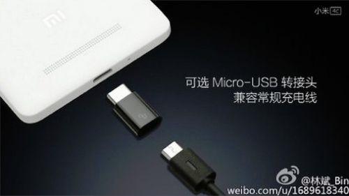 Xiaomi Mi 4c Micro USB'yi de Destekleyecek
