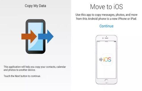 Apple'ın Android uygulaması Move to iOS çalıntı mı?