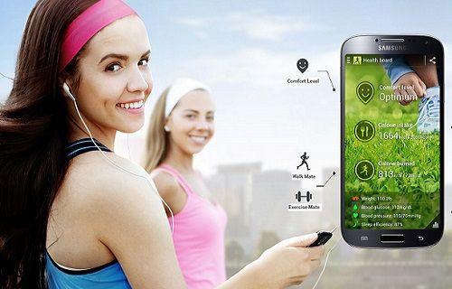 Samsung S Health artık tüm Android cihazlarla uyumlu