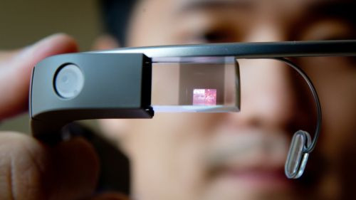 Google'dan Yeni Glass