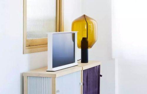 Samsung, Serif serisi akıllı TV'leri ile tasarımda çığır açacak!