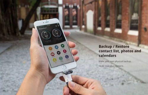 PhotoFast Max Extreme iPhone'lara genişletilebilir depolama alanı getiriyor!