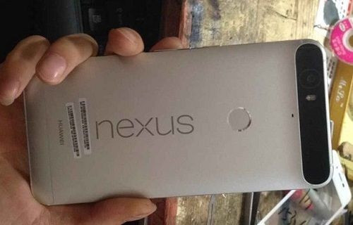 Huawei Nexus 6P 128GB depolama sunan ilk Nexus telefon olabilir