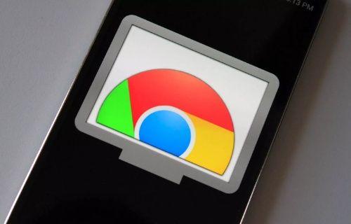 Google Chrome'u 16 Karakter ile çökerttiler!