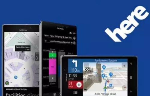 Nokia Here Windows Phone Store'dan silindi!