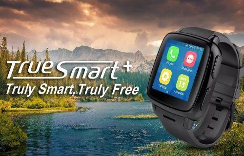 Mikro SIM kart takılabilen ilk akıllı saat: Omate Truesmart Plus!