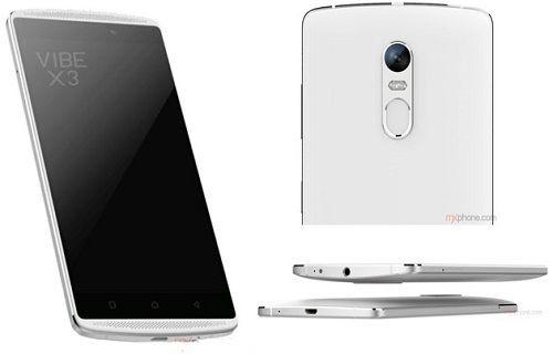 Lenovo Vibe X3 orta segmentin en iyilerinden olacak