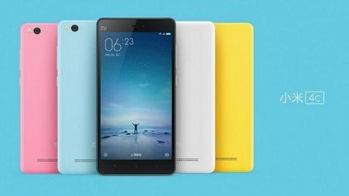 Xiaomi Mi 4c resmen tanıtıldı, işte tüm özellikleri ve görselleri!