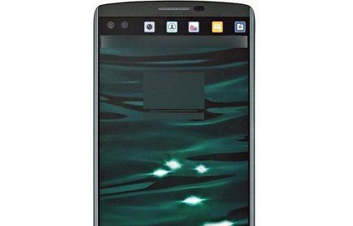 LG'nin yarın tanıtacağı iki ekranlı telefonu V10'nun (ya da LG G4 Pro) tüm detayları