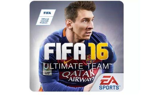FIFA 16 Ultimate Team! APK indir